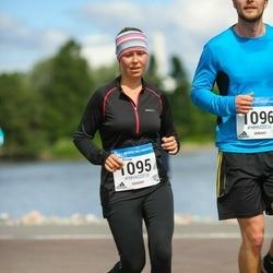 Helsinki Half Marathon - Minna Klockars (1095)