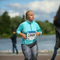 Helsinki Half Marathon - Noora Töyrylä (2468)
