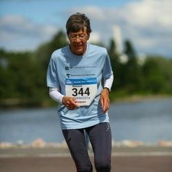 Helsinki Half Marathon - Marianne Ale-Strietman (344)