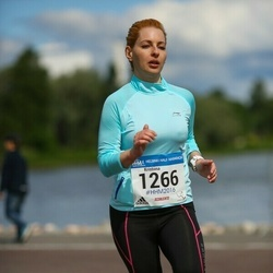 Helsinki Half Marathon - Kristiina Kytt (1266)
