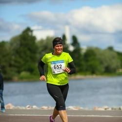 Helsinki Half Marathon - Terttu Halonen (652)