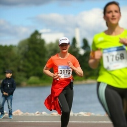 Helsinki Half Marathon - Virve Taskinen (3112)