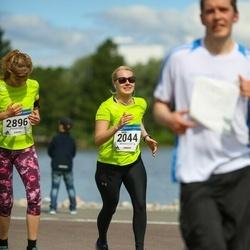 Helsinki Half Marathon - Marika Ronkainen (2044)