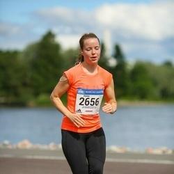 Helsinki Half Marathon - Hanna Ylä-Rautio (2656)