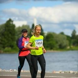 Helsinki Half Marathon - Laura Nakari (1653)