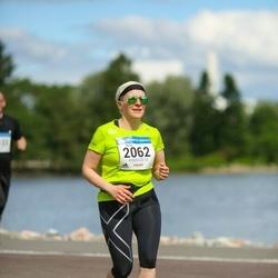 Helsinki Half Marathon - Anne Ruokamo (2062)