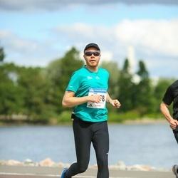 Helsinki Half Marathon - Janne Mertala (1578)