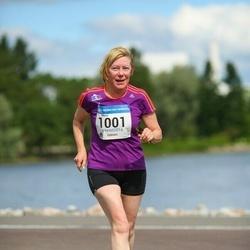 Helsinki Half Marathon - Mervi Kaplas (1001)