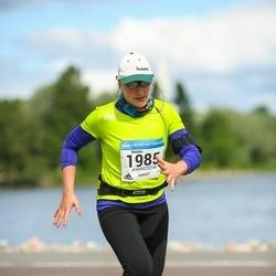 Helsinki Half Marathon - Natalia Rattay (1985)
