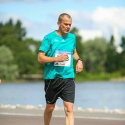 Helsinki Half Marathon - Christer Nordström (1703)