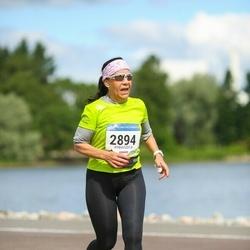 Helsinki Half Marathon - Leena Lindström (2894)