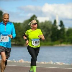 Helsinki Half Marathon - Minni Marttinen-Forsman (1551)