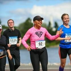 Helsinki Half Marathon - Soile Kalmari (92)