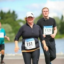 Helsinki Half Marathon - Barbro Lundström (151)