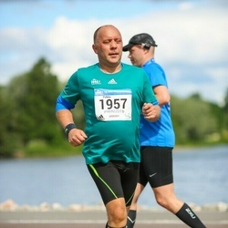 Helsinki Half Marathon - Pekka Rahkola (1957)