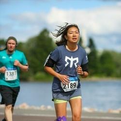 Helsinki Half Marathon - Margaret Shih (2189)