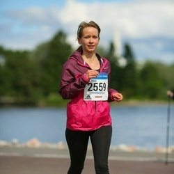 Helsinki Half Marathon - Marja Vilkman (2559)