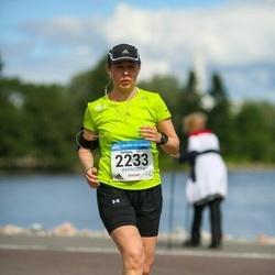 Helsinki Half Marathon - Stefanie Sirén-Heikel (2233)