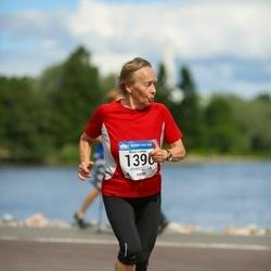 Helsinki Half Marathon - Marja-Leena Lehtomäki (1390)