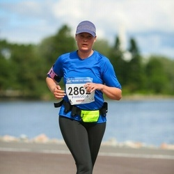 Helsinki Half Marathon - Jenni Kärkkäinen (2862)