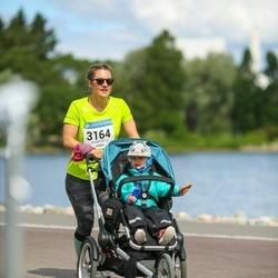 Helsinki Half Marathon - Saana Välikangas (3164)