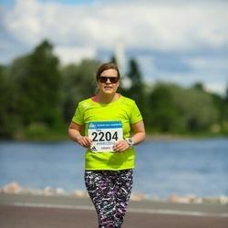 Helsinki Half Marathon - Tiina Silén (2204)