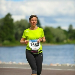 Helsinki Half Marathon - Anne Niittymaa (1683)