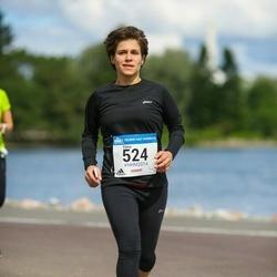 Helsinki Half Marathon - Elena Elkina (524)