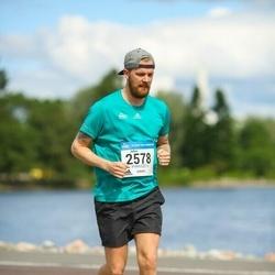 Helsinki Half Marathon - Julius Von Hertzen (2578)