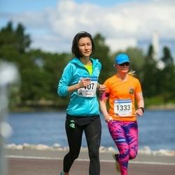 Helsinki Half Marathon - Viktoria Belorusova (407)