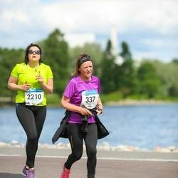 Helsinki Half Marathon - Ritva Alakoski (337)