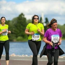 Helsinki Half Marathon - Anni Siltanen (2210)