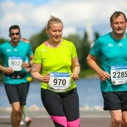 Helsinki Half Marathon - Sirpa Kaikkonen (970)