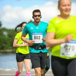 Helsinki Half Marathon - Payam Hossaini (802)