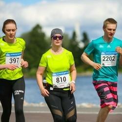 Helsinki Half Marathon - Tuulia Humalamäki (810)