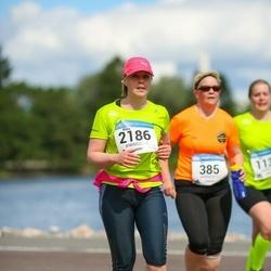 Helsinki Half Marathon - Riitta Seppä (2186)