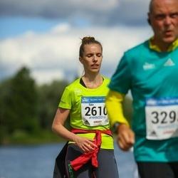 Helsinki Half Marathon - Satu Wahlman (2610)