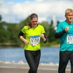 Helsinki Half Marathon - Anne-Mari Koivuniemi (1112)