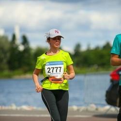 Helsinki Half Marathon - Heidi Härkönen (2777)