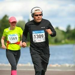 Helsinki Half Marathon - Pertti Laine (1309)