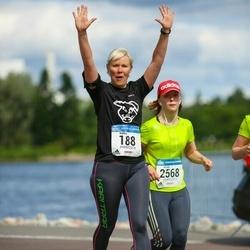 Helsinki Half Marathon - Riikka Pitkänen (188)