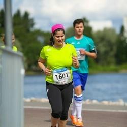 Helsinki Half Marathon - Catarina Moura (1601)
