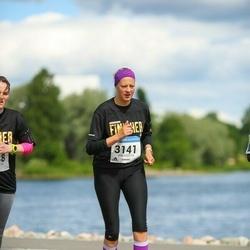 Helsinki Half Marathon - Tuula Urrila-Koppanen (3141)
