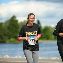 Helsinki Half Marathon - Celia Merus (3238)