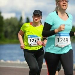 Helsinki Half Marathon - Minna Kärkkäinen (1272)