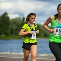 Helsinki Half Marathon - Eve Viljanen (3159)