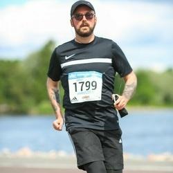Helsinki Half Marathon - James Palmer (1799)