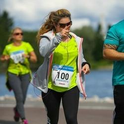 Helsinki Half Marathon - Shilan Khaled Ahmad (100)