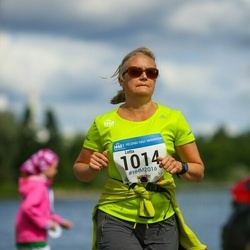 Helsinki Half Marathon - Lotta Karlsson (1014)