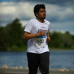 Helsinki Half Marathon - Luis Moura (1602)